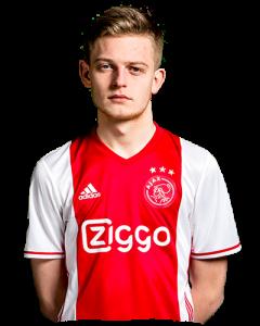 Dani Hagebeuk E-sporter Ajax