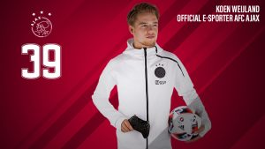 Koen Weijland FIFA Ajax