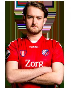Lode de Boo FC Utrecht E-divisie E-sporter