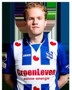 Niels Krist Heerenveen FIFA