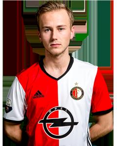 Quinten van der Most Feyenoord E-divisie E-sporter