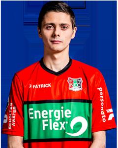 Romano Jansen NEC E-sporter E-divisie
