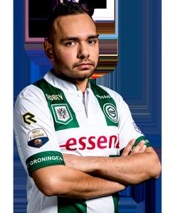Absalom Warkor FC Groningen E-divisie E-sporter