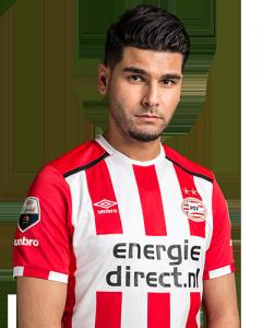 Romal Abdi PSV E-divisie E-sporter