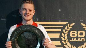 Hagebeuk kampioen Ajax eSports speelronde 14