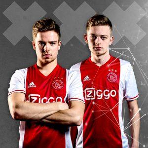 Ziggo sponsor Weijland Hagebeuk eSporters Ajax